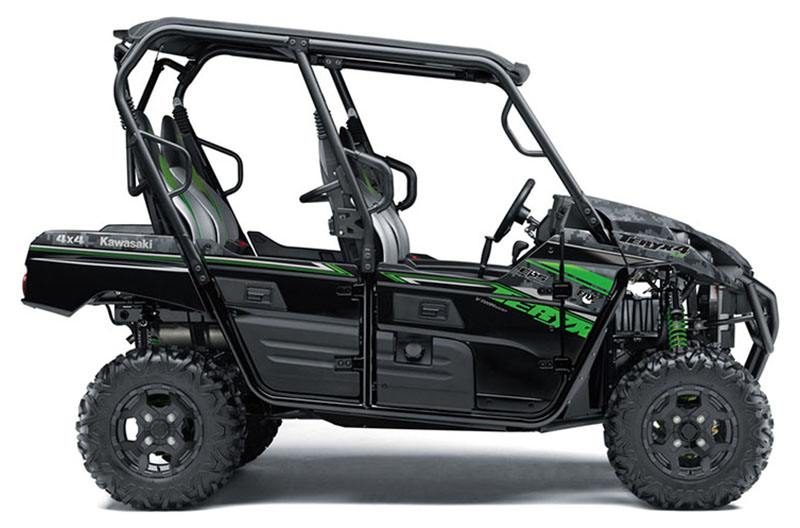 2019 Kawasaki Teryx4 LE Camo in Howell, Michigan