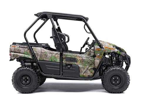 2019 Kawasaki Teryx Camo in Fairfield, Illinois