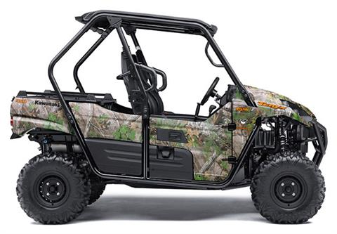 2019 Kawasaki Teryx Camo in Mount Pleasant, Michigan