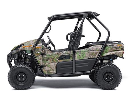2019 Kawasaki Teryx Camo in South Haven, Michigan