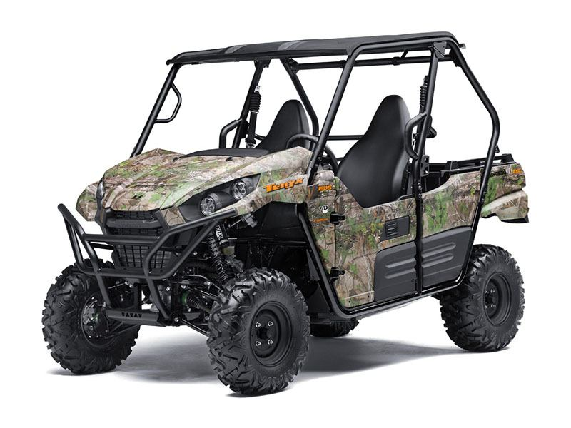 2019 Kawasaki Teryx Camo in Howell, Michigan - Photo 3