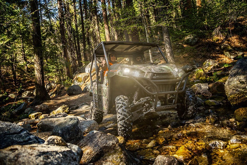 2019 Kawasaki Teryx Camo in Freeport, Illinois - Photo 4
