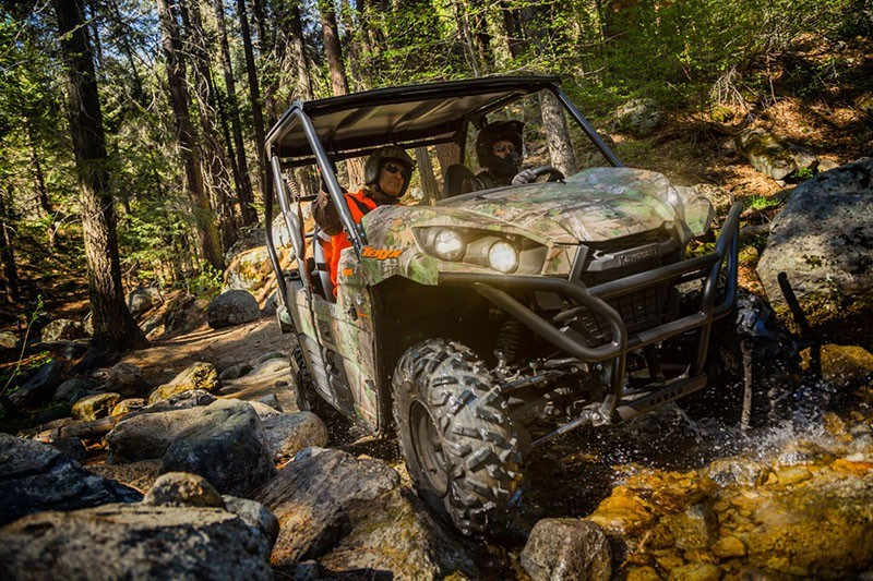 2019 Kawasaki Teryx Camo in Howell, Michigan - Photo 5