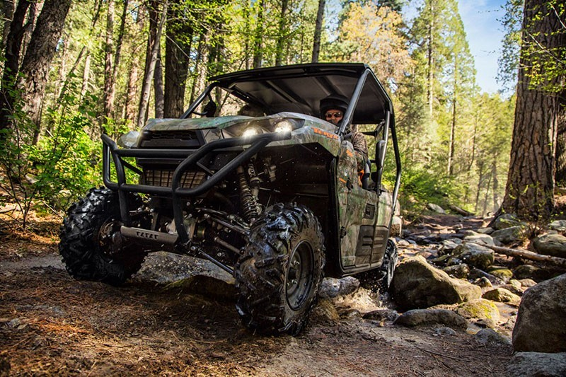 2019 Kawasaki Teryx Camo in South Paris, Maine