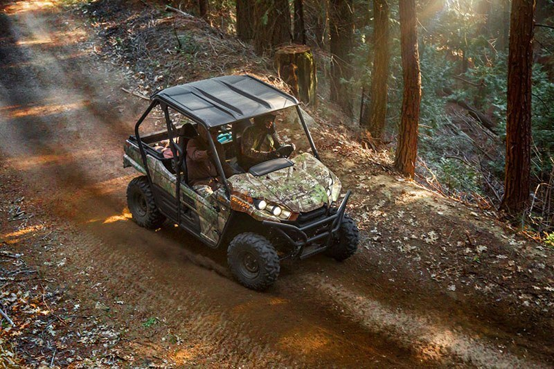 2019 Kawasaki Teryx Camo in Howell, Michigan - Photo 11