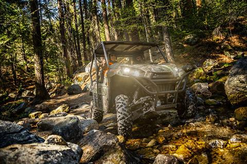 2019 Kawasaki Teryx Camo in Howell, Michigan - Photo 4