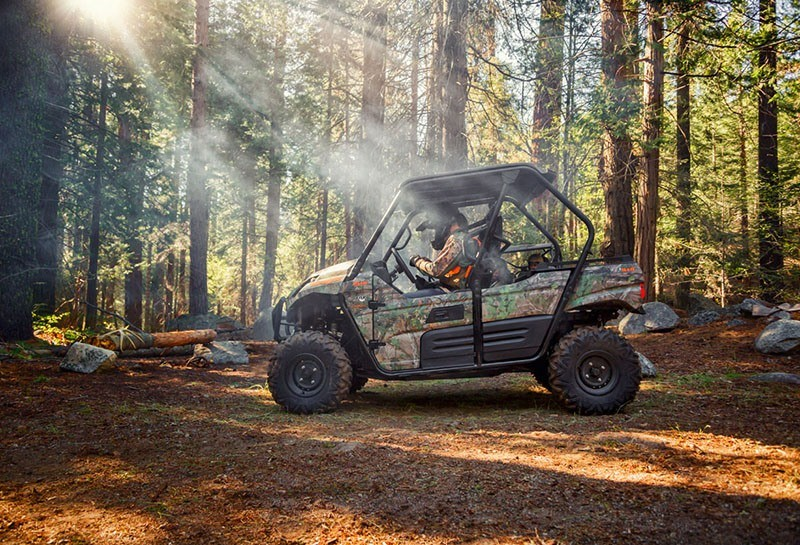 2019 Kawasaki Teryx Camo in Howell, Michigan - Photo 8