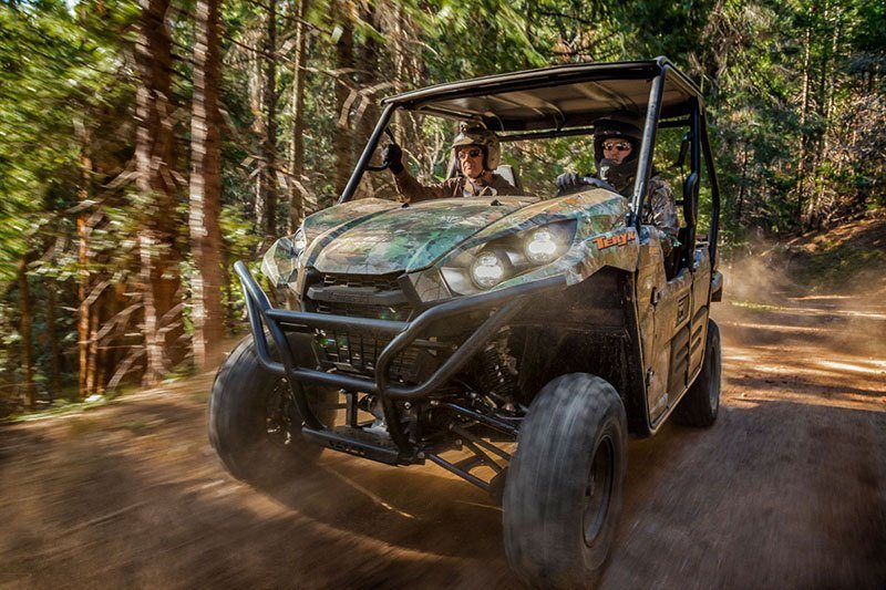 2019 Kawasaki Teryx Camo in Kittanning, Pennsylvania - Photo 9