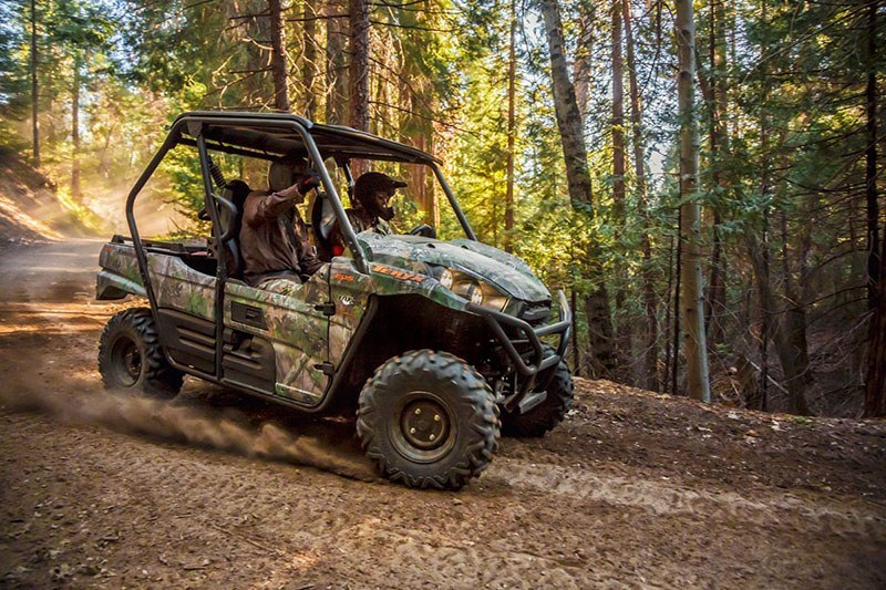 2019 Kawasaki Teryx Camo in Bellevue, Washington - Photo 10