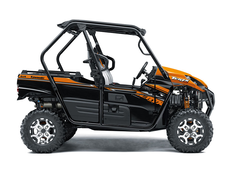 2019 Kawasaki Teryx LE in Petersburg, West Virginia