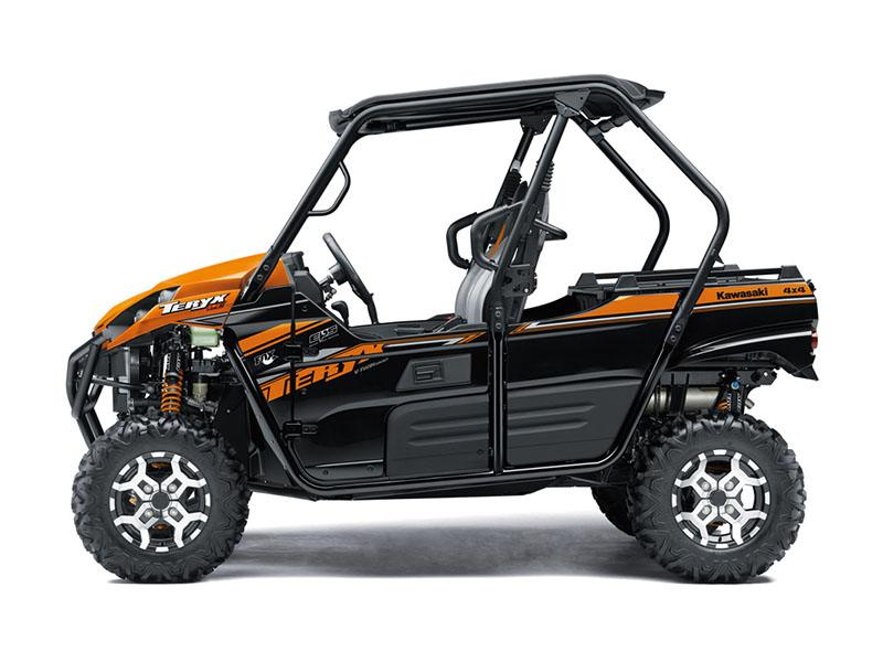 2019 Kawasaki Teryx LE in Hollister, California - Photo 2