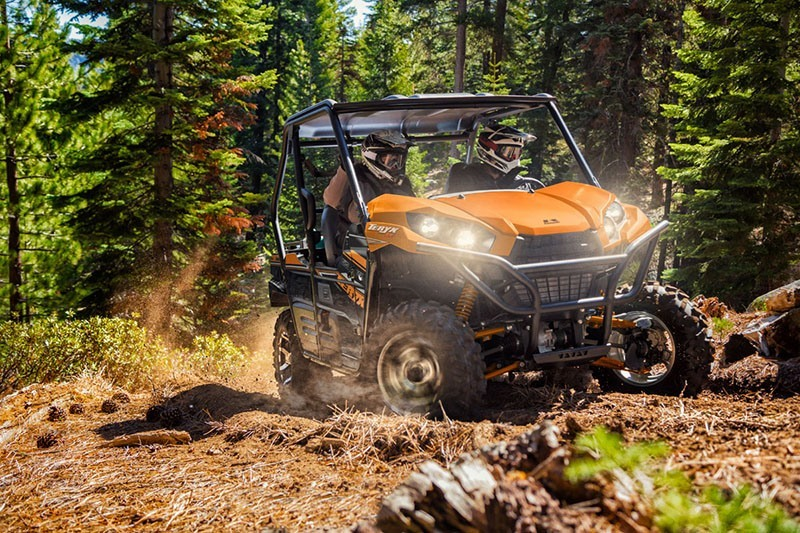 2019 Kawasaki Teryx LE in Hollister, California - Photo 10