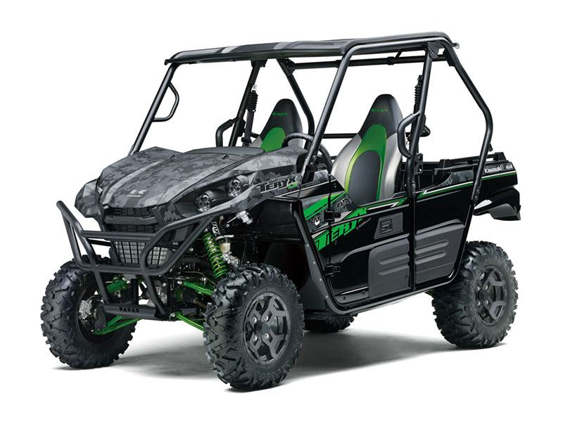 2019 Kawasaki Teryx LE Camo in Fairfield, Illinois