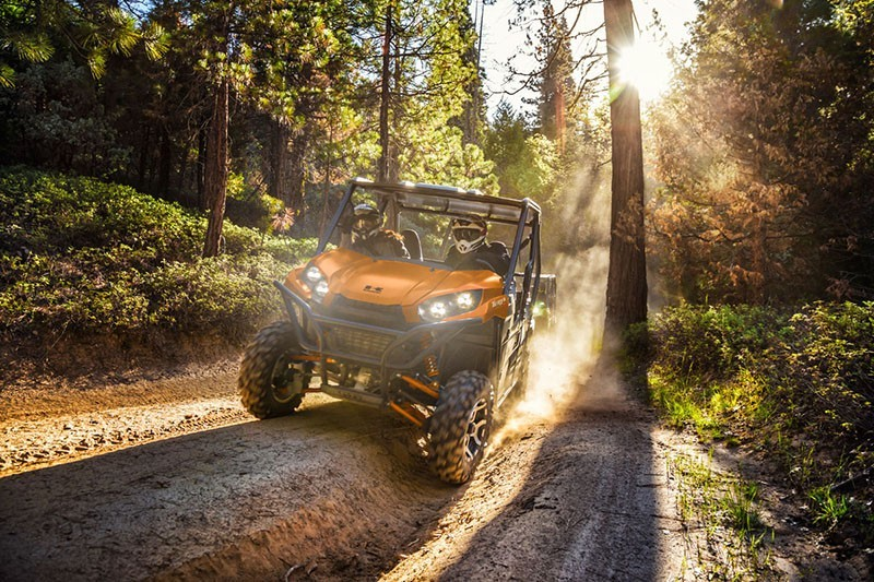 2019 Kawasaki Teryx LE Camo in Asheville, North Carolina - Photo 4
