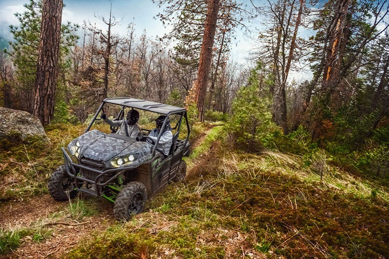 2019 Kawasaki Teryx LE Camo in Freeport, Illinois - Photo 5
