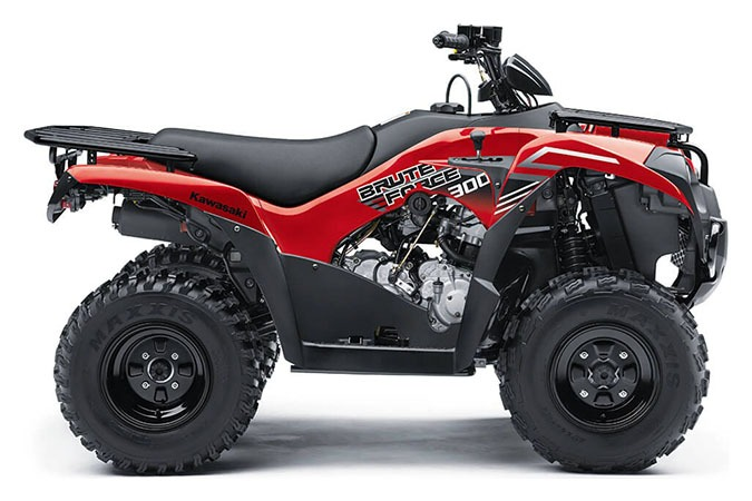 2020 Kawasaki Brute Force 300 in Plano, Texas - Photo 1