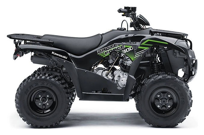 2020 Kawasaki Brute Force 300 in San Jose, California - Photo 1