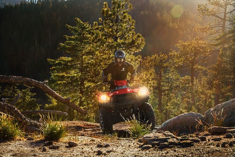 2020 Kawasaki Brute Force 750 4x4i in Redding, California - Photo 4