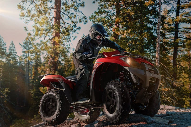 2020 Kawasaki Brute Force 750 4x4i in Lebanon, Maine - Photo 10