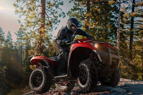 2020 Kawasaki Brute Force 750 4x4i in South Paris, Maine - Photo 6