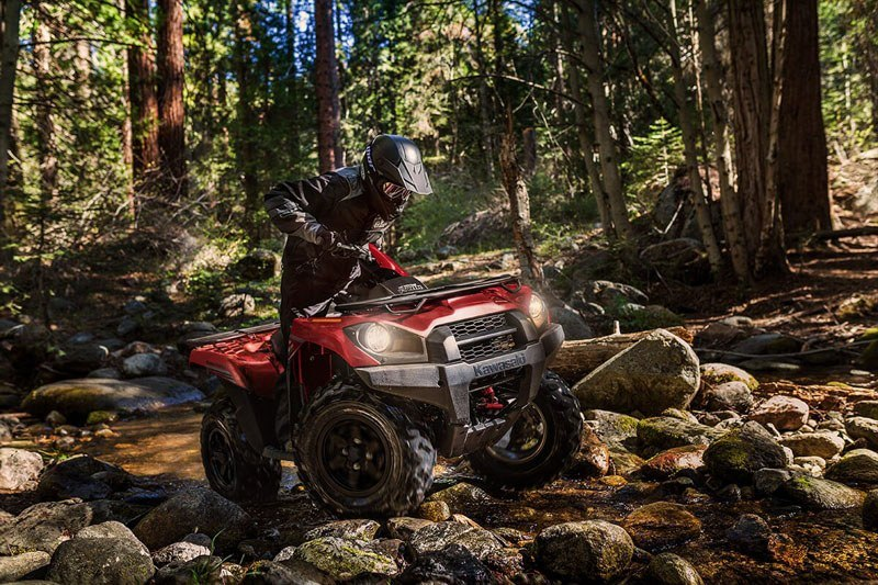 2020 Kawasaki Brute Force 750 4x4i in South Paris, Maine - Photo 7