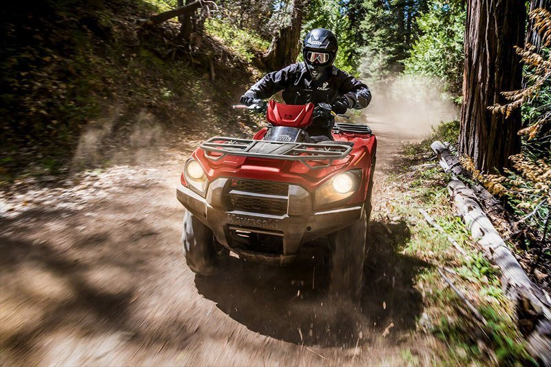 2020 Kawasaki Brute Force 750 4x4i in South Paris, Maine - Photo 8