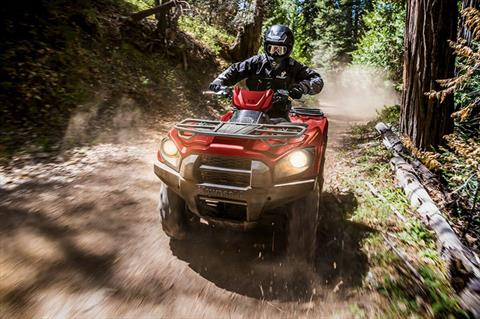 2020 Kawasaki Brute Force 750 4x4i in Sacramento, California - Photo 8