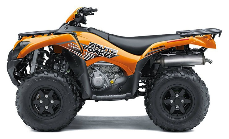 2020 Kawasaki Brute Force 750 4x4i EPS in Conroe, Texas - Photo 2