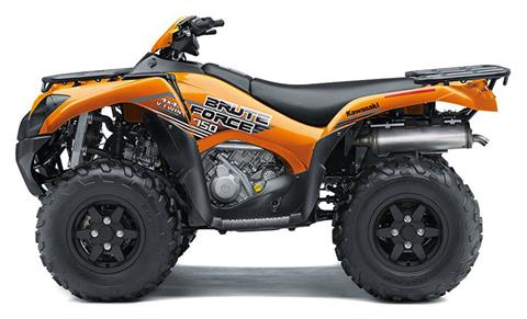 2020 Kawasaki Brute Force 750 4x4i EPS in Howell, Michigan - Photo 2