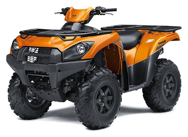 2020 Kawasaki Brute Force 750 4x4i EPS in Woodstock, Illinois - Photo 3