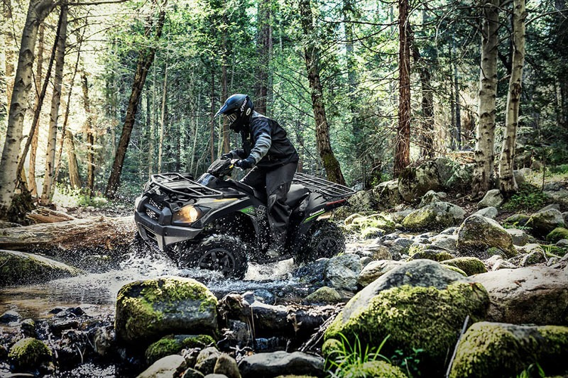 2020 Kawasaki Brute Force 750 4x4i EPS in Bozeman, Montana - Photo 4