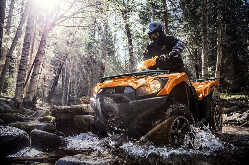 2020 Kawasaki Brute Force 750 4x4i EPS in Greenville, North Carolina
