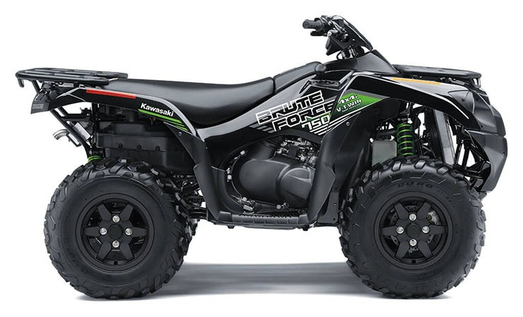 2020 Kawasaki Brute Force 750 4x4i EPS in Iowa City, Iowa