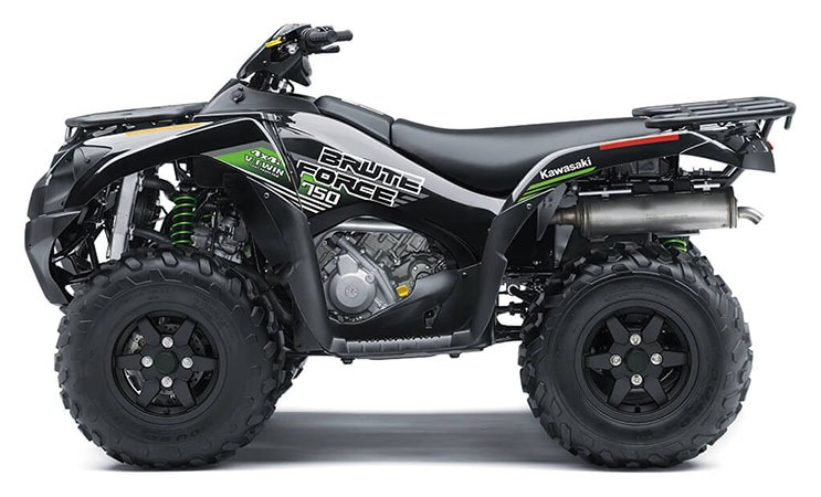2020 Kawasaki Brute Force 750 4x4i EPS in Santa Clara, California - Photo 2