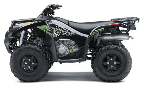 2020 Kawasaki Brute Force 750 4x4i EPS in San Francisco, California - Photo 2
