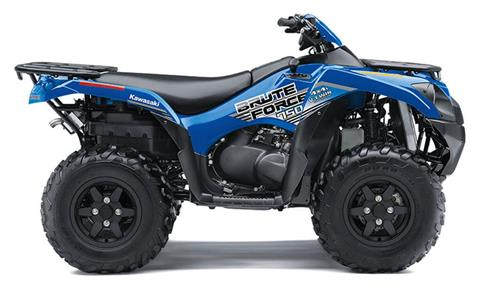 2020 Kawasaki Brute Force 750 4x4i EPS in Ennis, Texas - Photo 1