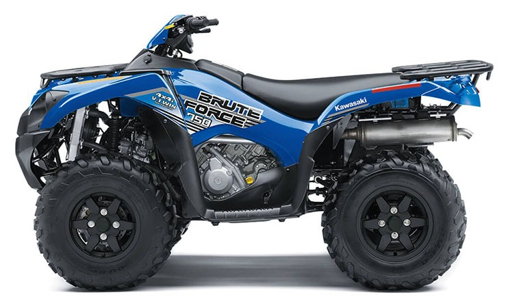 2020 Kawasaki Brute Force 750 4x4i EPS in Bozeman, Montana - Photo 2