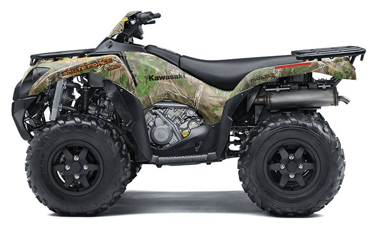 2020 Kawasaki Brute Force 750 4x4i EPS Camo in Oak Creek, Wisconsin - Photo 2
