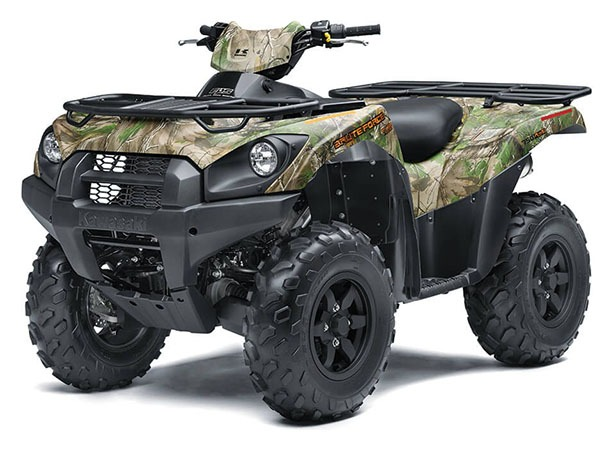 2020 Kawasaki Brute Force 750 4x4i EPS Camo in Howell, Michigan - Photo 3
