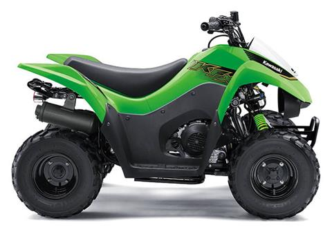 2020 Kawasaki KFX 50 in Freeport, Illinois