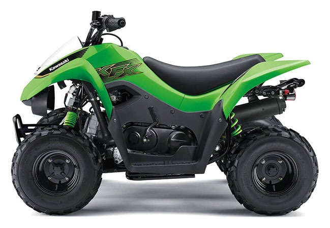 2020 Kawasaki KFX 50 in Woonsocket, Rhode Island - Photo 2