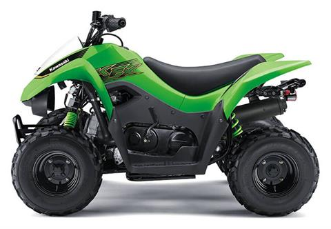 2020 Kawasaki KFX 50 in Huron, Ohio - Photo 2