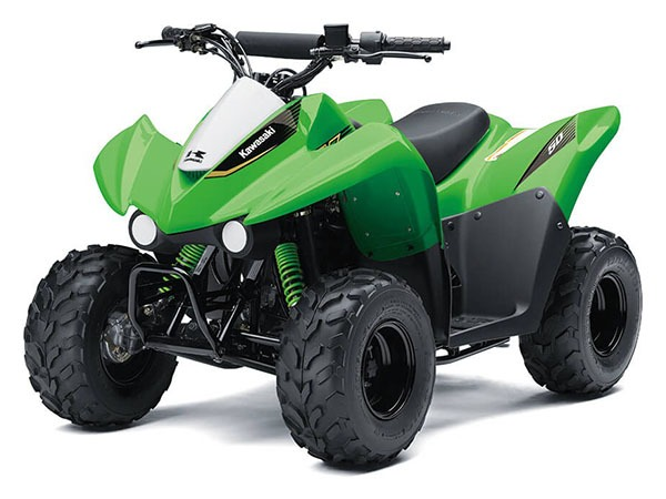 2020 Kawasaki KFX 50 in Cambridge, Ohio - Photo 3