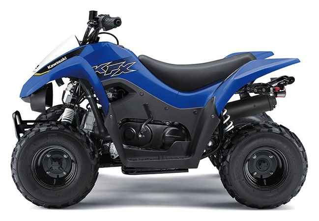 2020 Kawasaki KFX 50 in South Paris, Maine - Photo 2