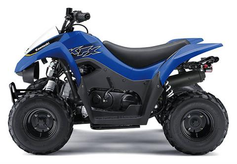 2020 Kawasaki KFX 50 in Mount Pleasant, Michigan - Photo 2