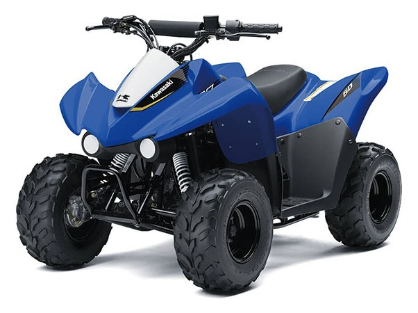 2020 Kawasaki KFX 50 in Mount Pleasant, Michigan - Photo 3