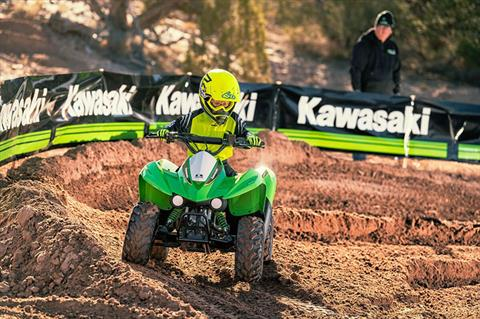 2020 Kawasaki KFX 50 in South Paris, Maine - Photo 4