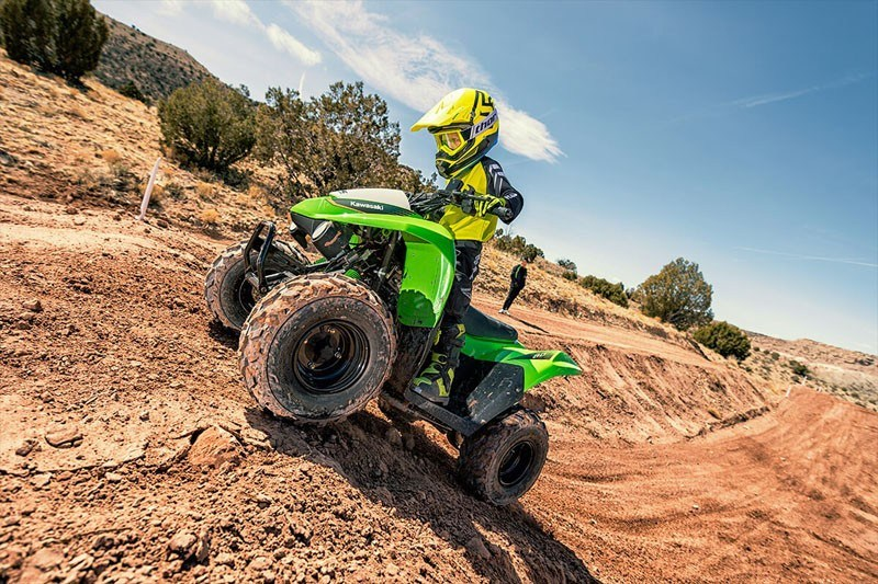 2020 Kawasaki KFX 50 in Fairview, Utah - Photo 5