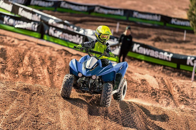 2020 Kawasaki KFX 50 in Mineral Wells, West Virginia - Photo 6