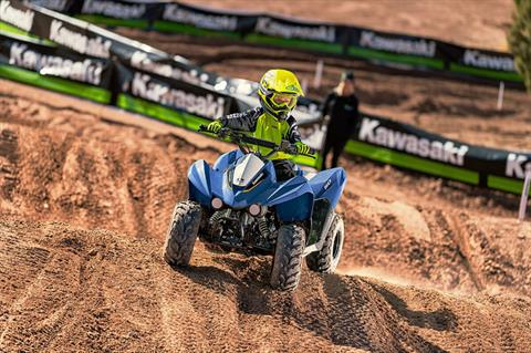 2020 Kawasaki KFX 50 in Oklahoma City, Oklahoma - Photo 6